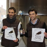 Arnaud Rivière et Hubert Rabourdin : les 2 brasseurs !