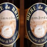 Bières de Brie Blanche et Ambrée