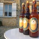 Bières de Brie Blanche, Ambrée et Blonde